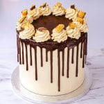 Best Ever Chocolate and Salted Caramel Cake