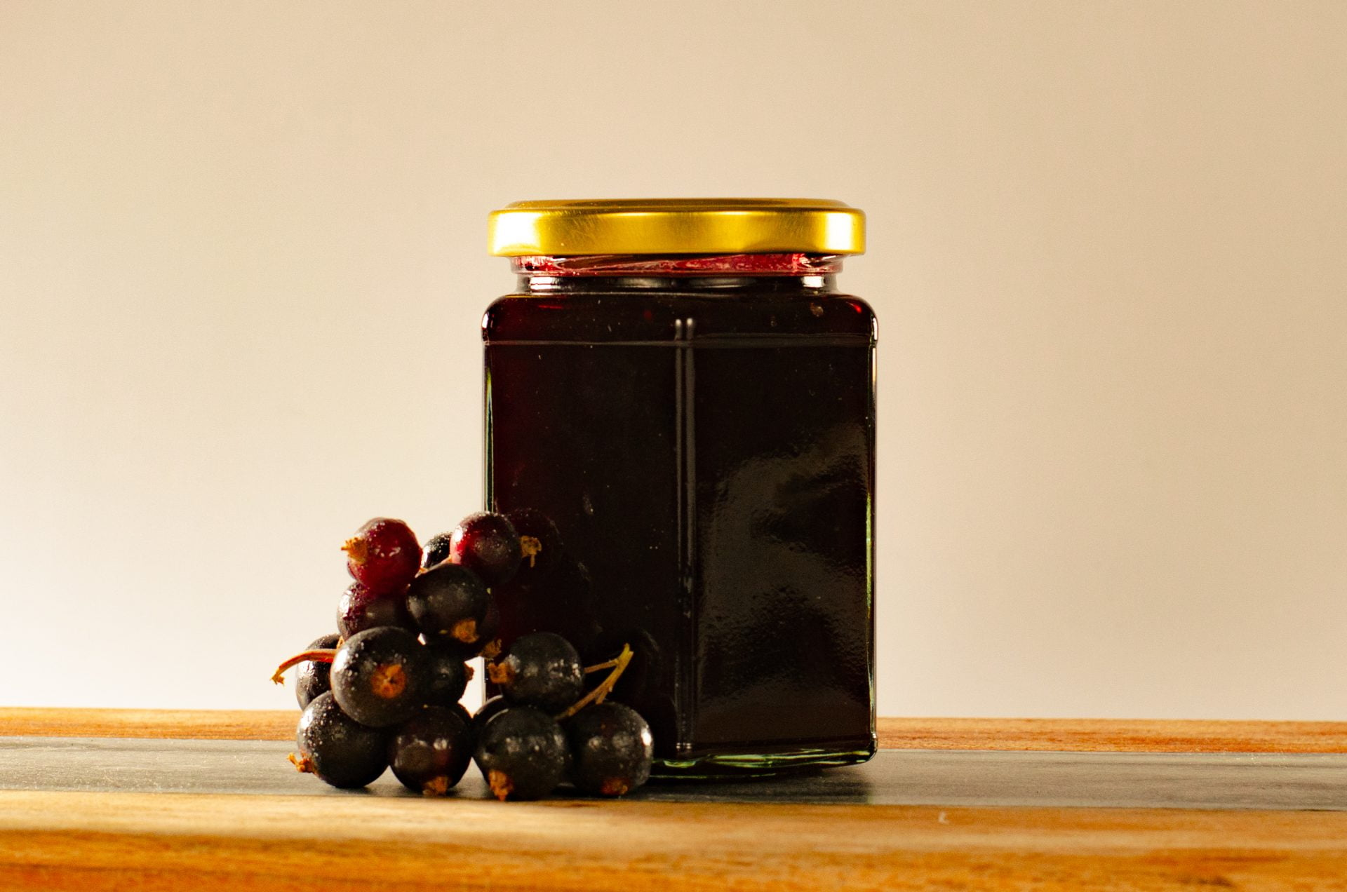 Blackcurrant Jelly