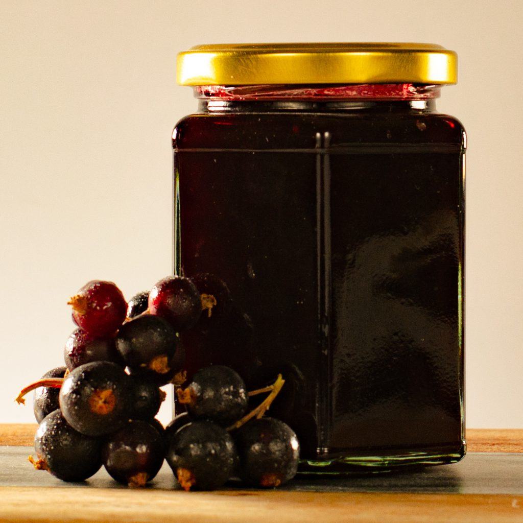 The Best Blackcurrant Jelly