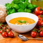 Cheerful Tomato Soup