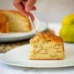 Mum's Favourite Dorset Apple Cake