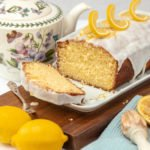 Make this Easy and Delicious Lemon Drizzle Cake